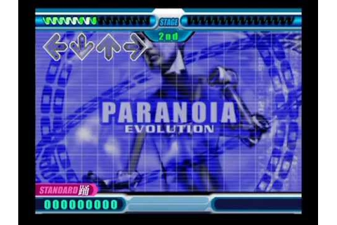 DDRMax: Dance Dance Revolution (PlayStation 2) Paranoia ...
