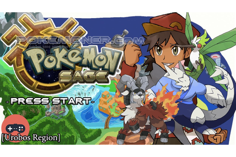 [RPGXP] Pokemon Sage - Gameplay | Download | Pokemoner.com ...
