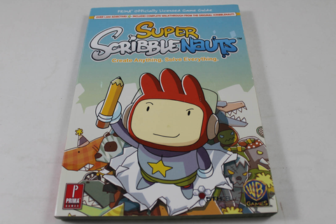 Super Scribblenauts (Prima Games)