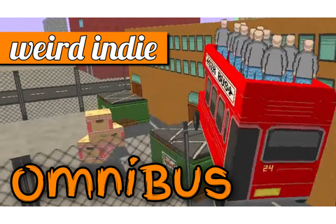 OmniBus gameplay: The whole of the bus goes round and ...