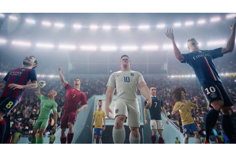 Ad of the Day: Nike's 5-Minute Animated World Cup Film Has ...