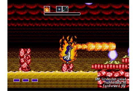 Mystic Defender - Download - ROMs - Sega Genesis/Sega ...