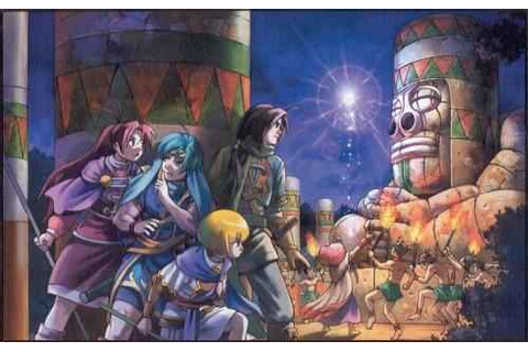 Golden Sun: L'âge Perdu Game Boy Advance Artworks, images ...