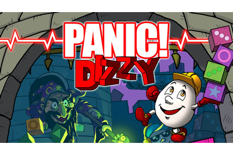 Panic! Dizzy - A 'new' old game by The Oliver Twins by ...