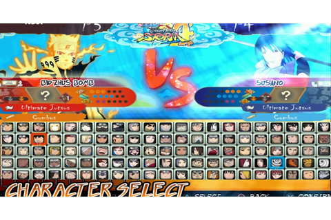 Naruto Ninja Storm 3 MUGEN 2014 PC Games Download | Anime ...