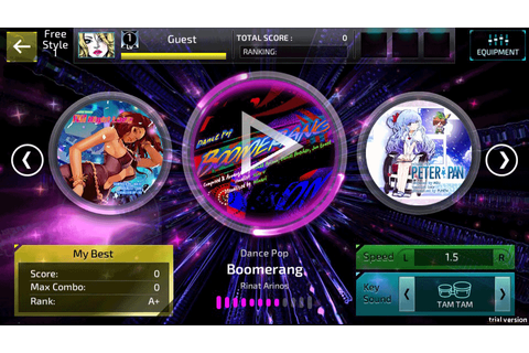 SUPERBEAT: XONiC on PS Vita | Official PlayStation™Store US