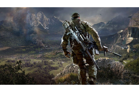 SNIPER: GHOST WARRIOR CONTRACTS Announced For A 2019 ...