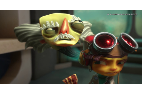 Psychonauts 2's first story trailer premieres at The Game ...