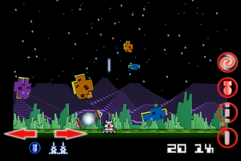 Intellivision Astrosmash Gen2 - Android Apps on Google Play