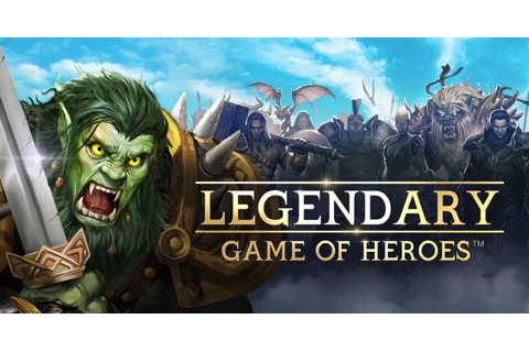 Legendary Game of Heroes Hack APK iOS Android Free Tool Code