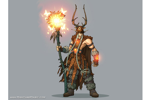 Druid Elder image - Heroes of Might and Magic V - Mod DB