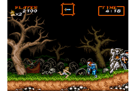 Super Ghouls 'n Ghosts Download Game | GameFabrique
