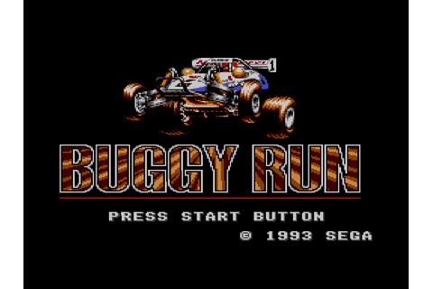 Buggy Run Download Game | GameFabrique