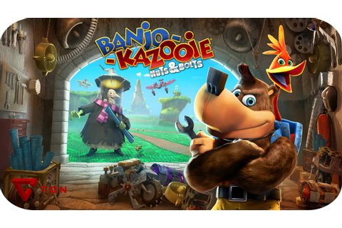 Random Games - Capitulo 12 - Banjo Kazooie Nuts and Bolts ...