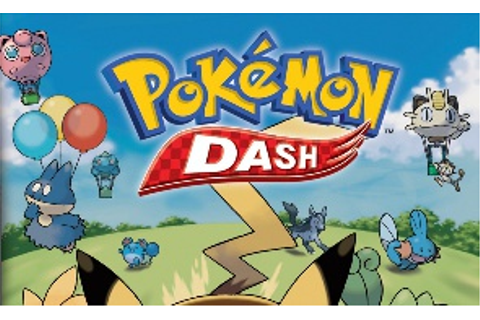 Pokemon Dash Nds Rom Download - jobgames