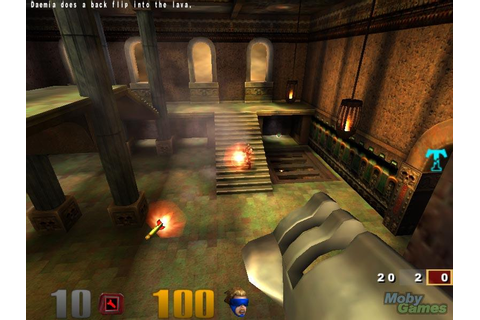 Quake III: Arena screenshot - Video Games Photo (34096346 ...
