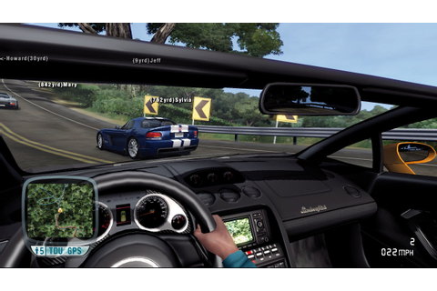 Test Drive Unlimited 2 Game | Mawut Game