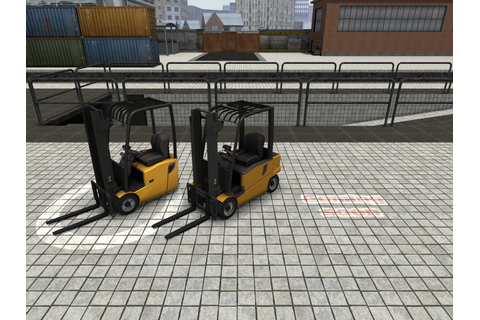 Fork Truck Challenge Windows, Mac, Linux, iOS, iPad ...