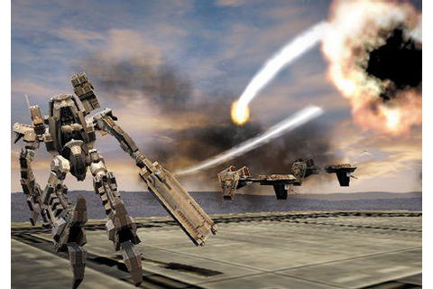 Armored Core 3 (2002) by From Software PS2 game
