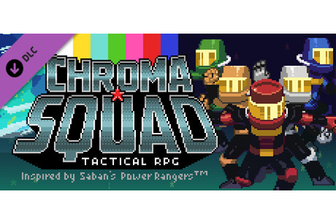 Chroma Squad - Soundtrack on Steam