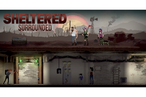 Save 75% on Sheltered on Steam