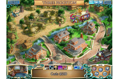 games: Fairy Godmother Tycoon game