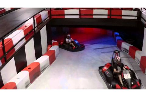 Game Over's New Go Kart Track - YouTube