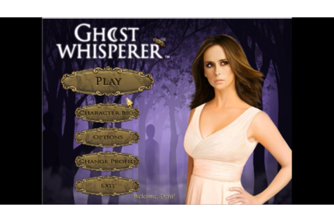 Ghost Whisperer The Game - PC mystery game on Utomik - YouTube