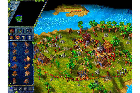 The Settlers 3 PC Game Free Download Full Version ...