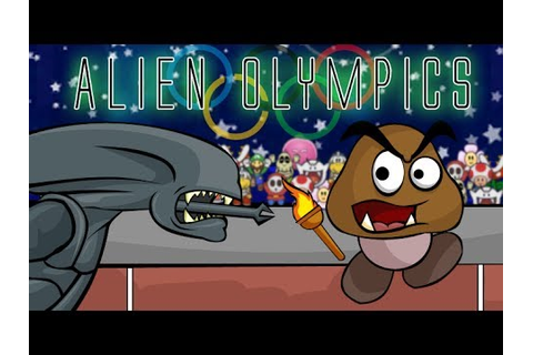 Alien Olympics 2044 AD - The Lonely Goomba - YouTube