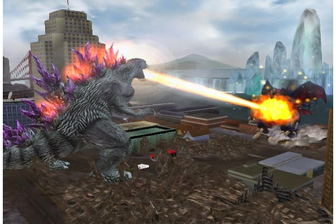 Godzilla: Unleashed PS2 Game Download (ISO) | Fully PC ...