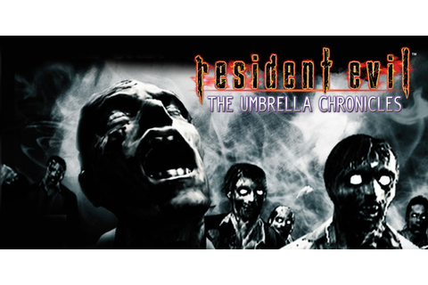 Resident Evil: The Umbrella Chronicles | Wii | Games ...