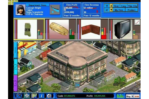 Capitalism II Download Free Full Game | Speed-New