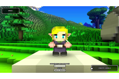 Cube World Free Download [PC Game] [2013] Alpha - YouTube