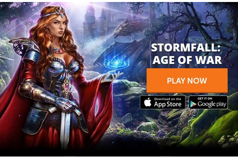 Stormfall: Age of War, Overview of Plarium's Browser MMO ...