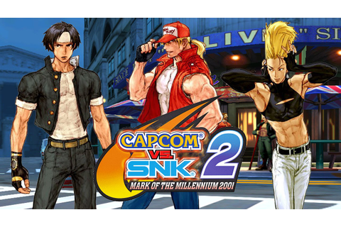 Capcom vs. SNK 2: Mark of the Millennium 2001 - Benimaru ...