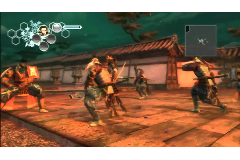 CGRundertow GENJI: DAYS OF THE BLADE for PlayStation 3 ...
