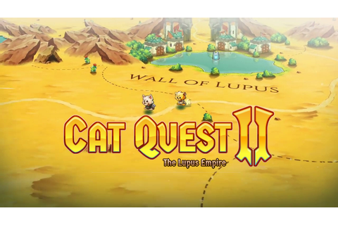 Cat Quest II Coming To Nintendo Switch In Early 2019 ...
