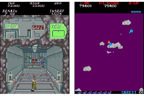 Konami Classic Series: Arcade Hits Hands-on - IGN