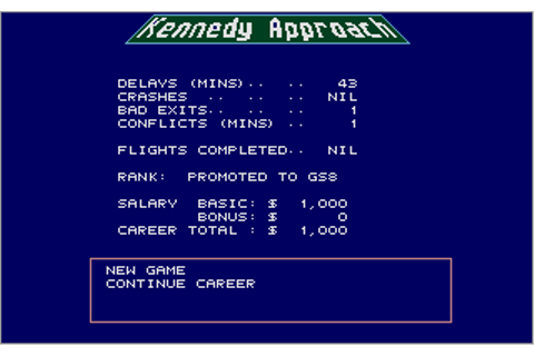 Download Kennedy Approach - My Abandonware