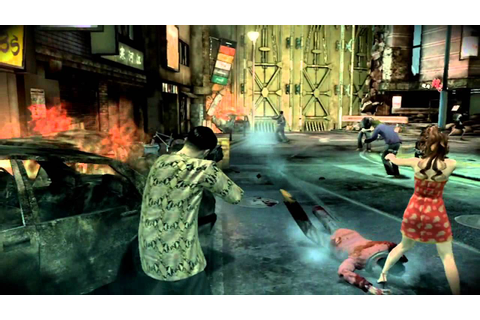 Yakuza Dead Souls Video Game, Friends And Shotguns Trailer ...
