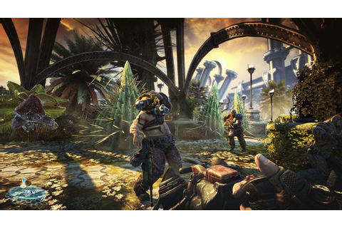 Bulletstorm is the 'Burnout of shooters'