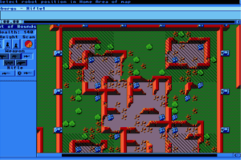 Download RoboSport (Amiga) - My Abandonware