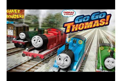GO GO THOMAS Tank Engine Mobile/Tablet/iphone/ipad Game ...