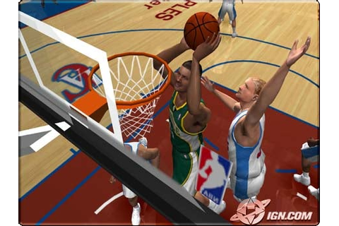 NBA ShootOut 2004 - IGN