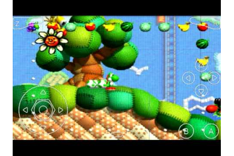Yoshi's story - android games galaxy s2 - YouTube