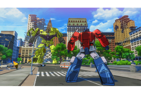 Transformers: Devastation coming to PS4 and PS3 later this ...