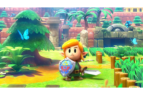 The new Legend of Zelda: Link's Awakening trailer is so ...
