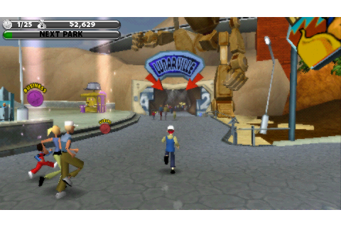 Thrillville Screenshots for PSP - MobyGames