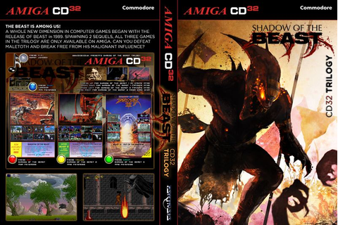 Indie Retro News: Shadow of the Beast Trilogy - The finest ...
